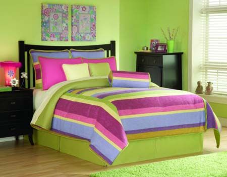 Black and Lime Green Bedding | Better Bedding Ready for ...