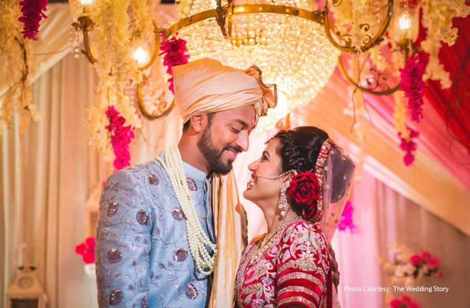 Krunal Pandya And Pankhuri Sharma Mumbai Celebrity Weddings Weddingsutra Celebrity Weddings Celebrities Sharma
