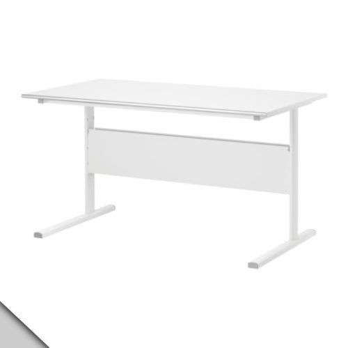 Fredrik Desk Ikea Cable Shelf In The Back Keeps Cords Organized Easy To Emble