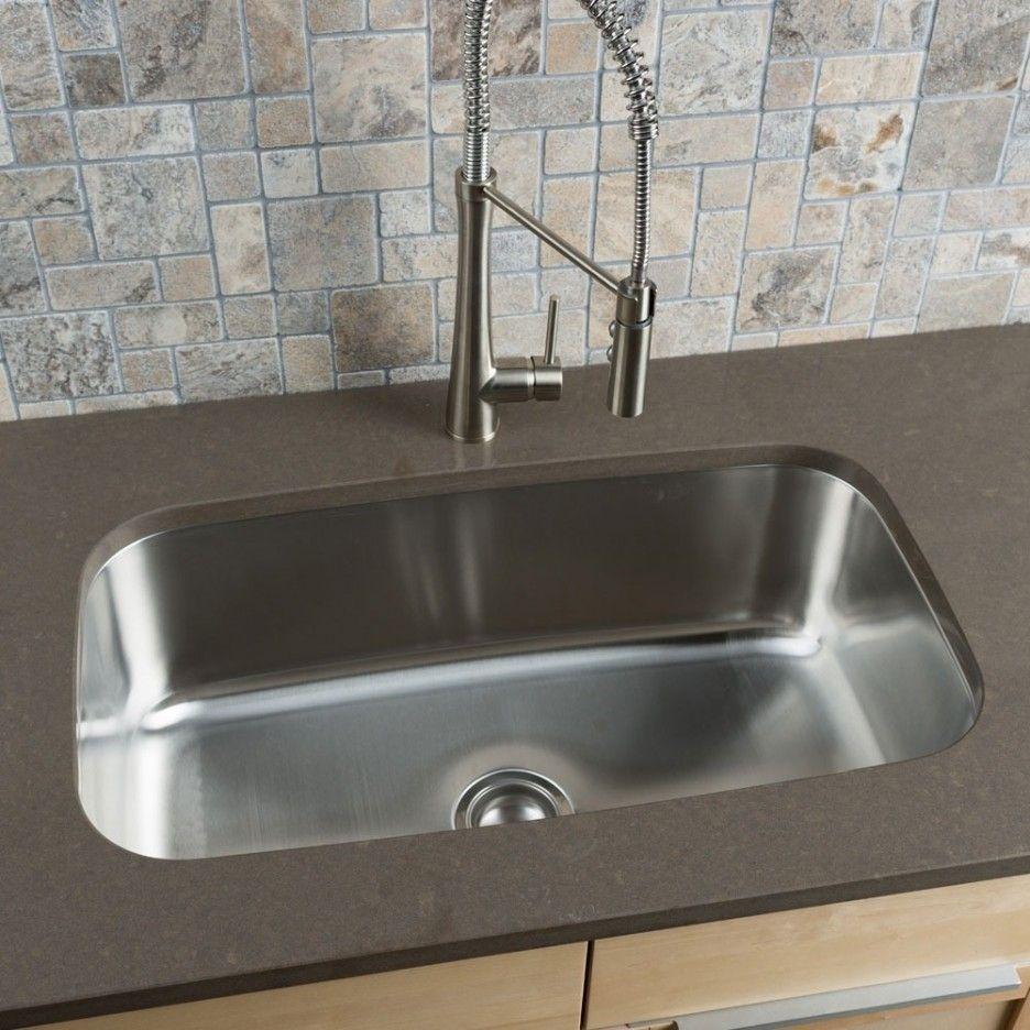 Extra Large Kitchen Sinks Double Bowl   http://yonkou-tei.net ...