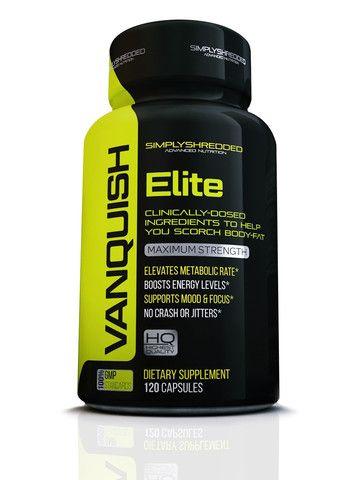 vanquish elite fat burner