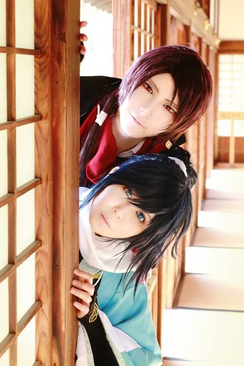 Coser : くまこ Partner : さがら (Yamatonokami Yasusada)