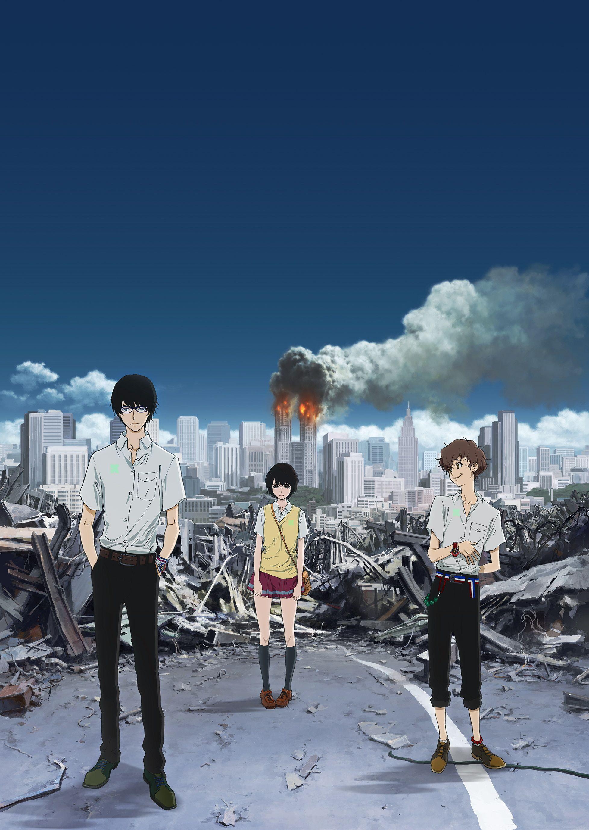 Zankyō no Terror il nuovo anime presentato da Fuji TV svela le prime notizie su anteprima e personaggi in un video promo che vedrà la serie entro l'anno!