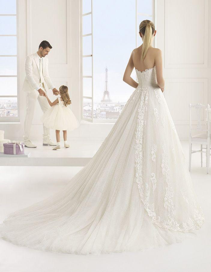 Свадебные платья Rosa Clara EVEREST