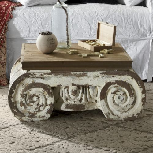 Cornice Coffee Table From Through The Country Door Nw44127