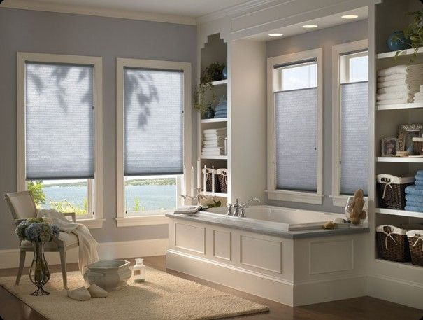 Pin By Z Blinds Company Fresno On Shades Bathroom Window