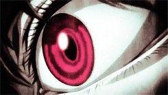 Death note. Eye Light