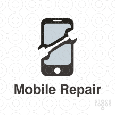 exclusive customizable logo for sale mobile repair