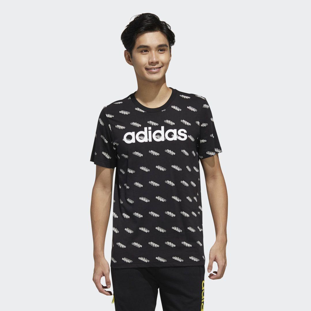 adidas Favorites T-Shirt - Schwarz | adidas Deutschland