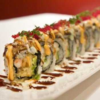 The Most Delicious Types Of Sushi Rolls Types Of Sushi Rolls Types Of Sushi Sushi Roll Recipes