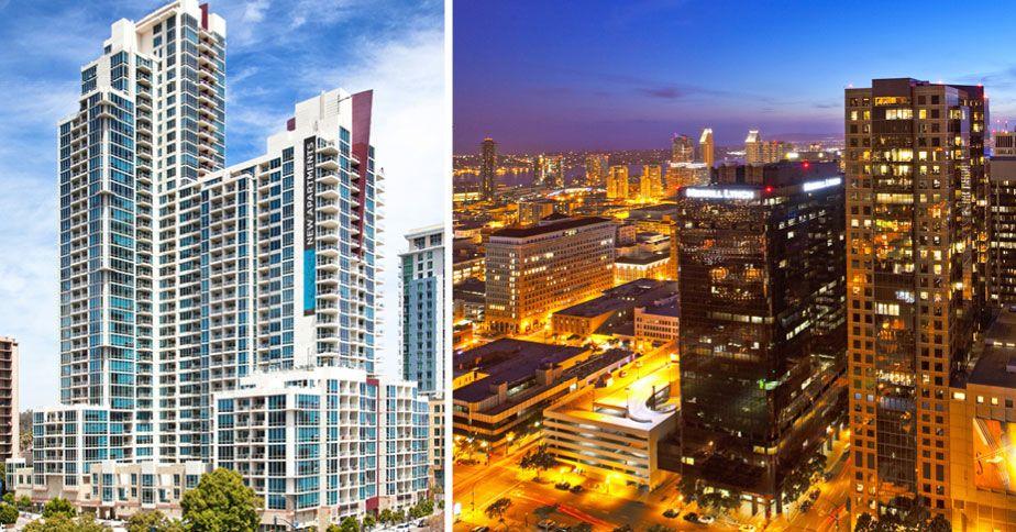 Vantage Pointe Apartments 1281 9th Avenue 112 San Diego San Diego Apartments San Diego Downtown San Diego