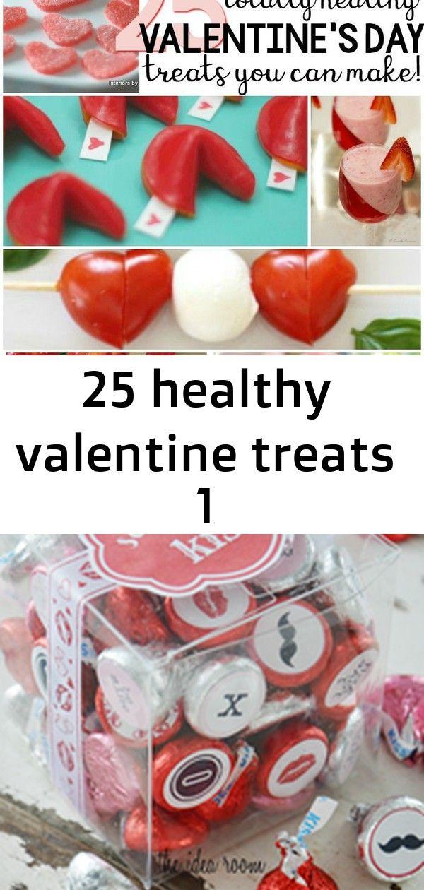 25 healthy valentine treats 1