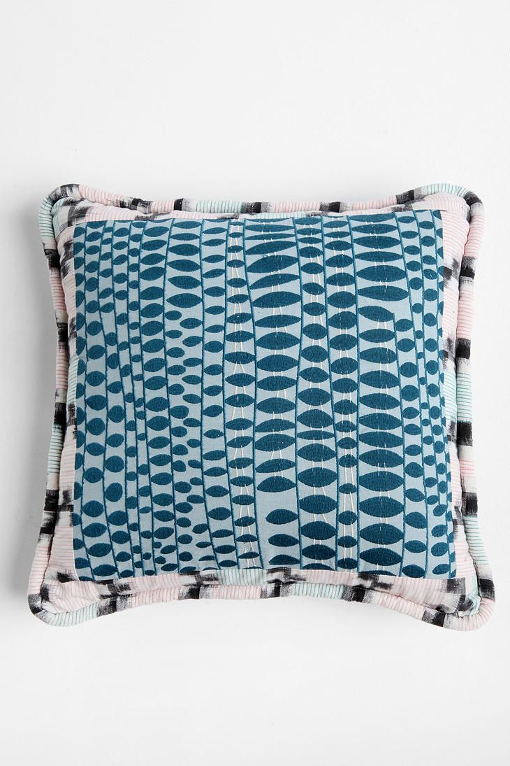 Mociun Vines Pillow   #UrbanOutfitters