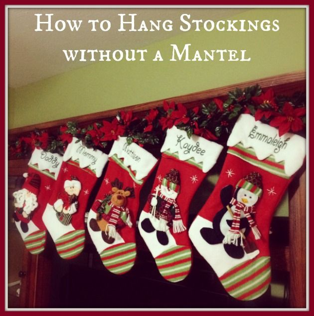 Pin By Venture1105 On Christmas Hanging Christmas Stockings Christmas Stockings Family Christmas Stockings