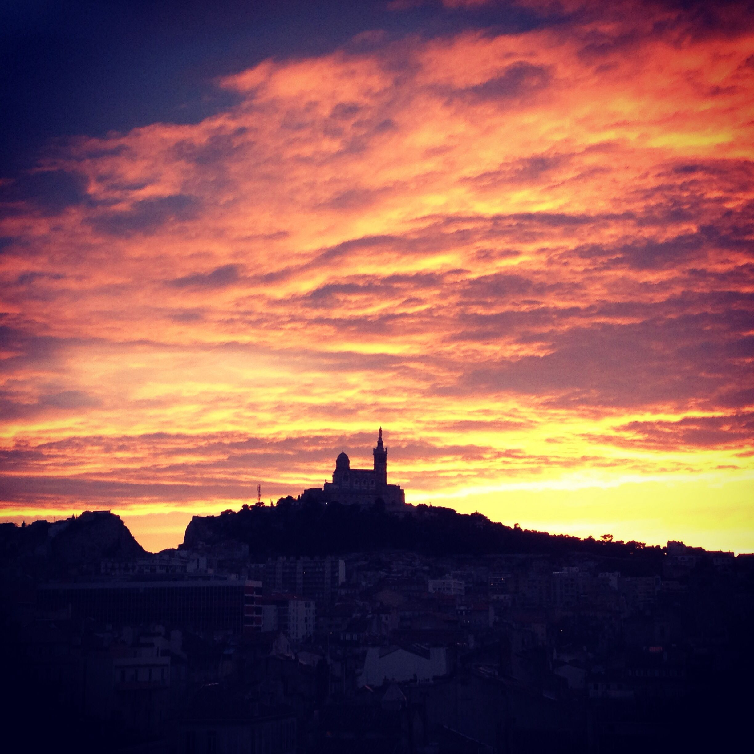 My lovely Town Marseille