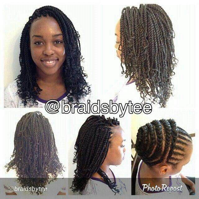 Pin By Mskrystle On Hair Pinterest Hair Style Crochet Braid