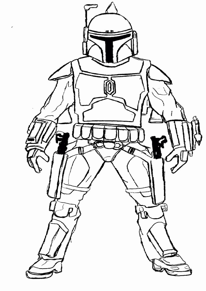 Boba Fett Coloring Page : coloring, Coloring, Awesome, Helmet, Pages, Book,, Sheet,, Colors