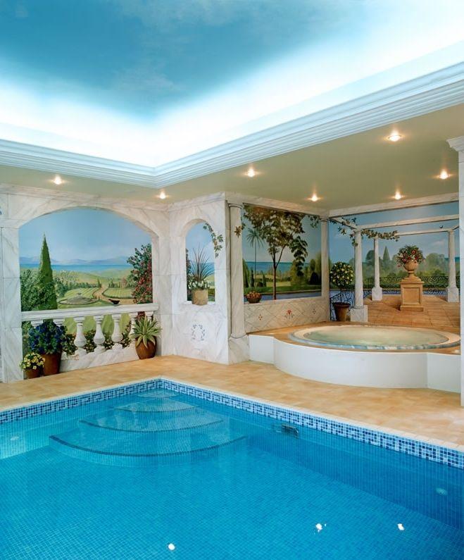 Luxury House With Indoor Pool: ⊱♛⊰ LUXURY LIFE ⊱♛⊰