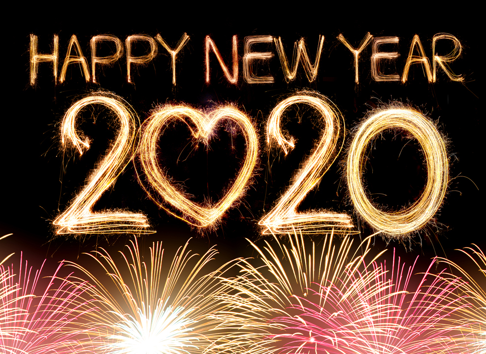 we have designed a lot of happy new year day 2020