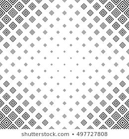 Abstract Monochrome Corner Square Pattern Background Design Square Patterns Background Patterns Square Pattern