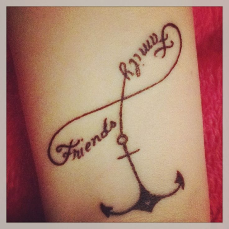 Tattoo quotes for family and friends