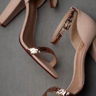Bridesmaid shoes, Heels