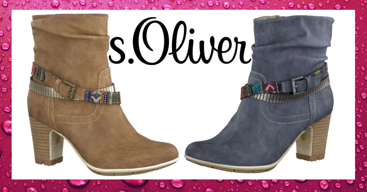 It might be a rainy bank holiday Monday, but with boots like these from s.Oliver you needn't worry! Rain or shine these boots will look stylish and fabulous! Check them out online or in store now! FREE DELIVERY TO THE UK AND IRELAND!!! http://bit.ly/1ceDMUU