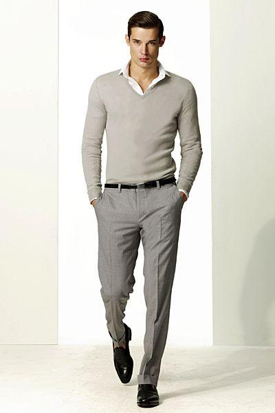 bfb06fd8aa Ralph Lauren greys. Consejos De Moda Masculina