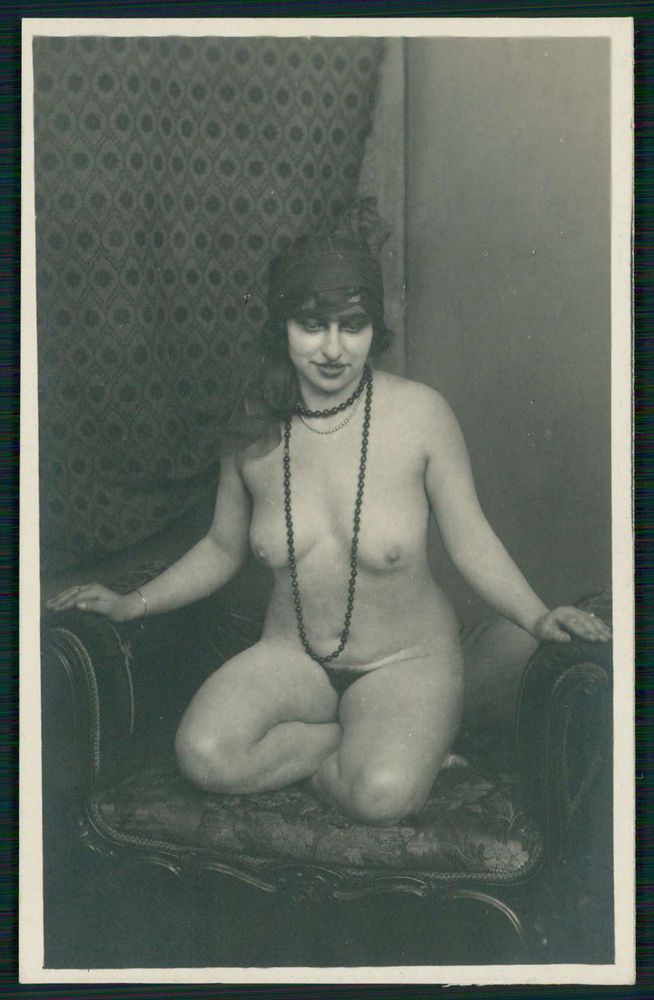Best of 1910s Nudes