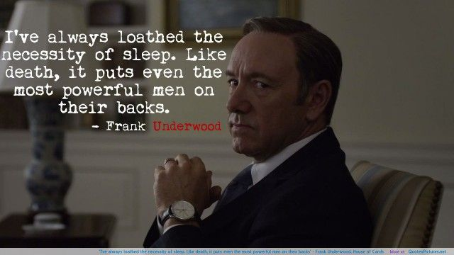 11 Great Quotes From Frank Underwood Of House Of Cards Show 1280x1024