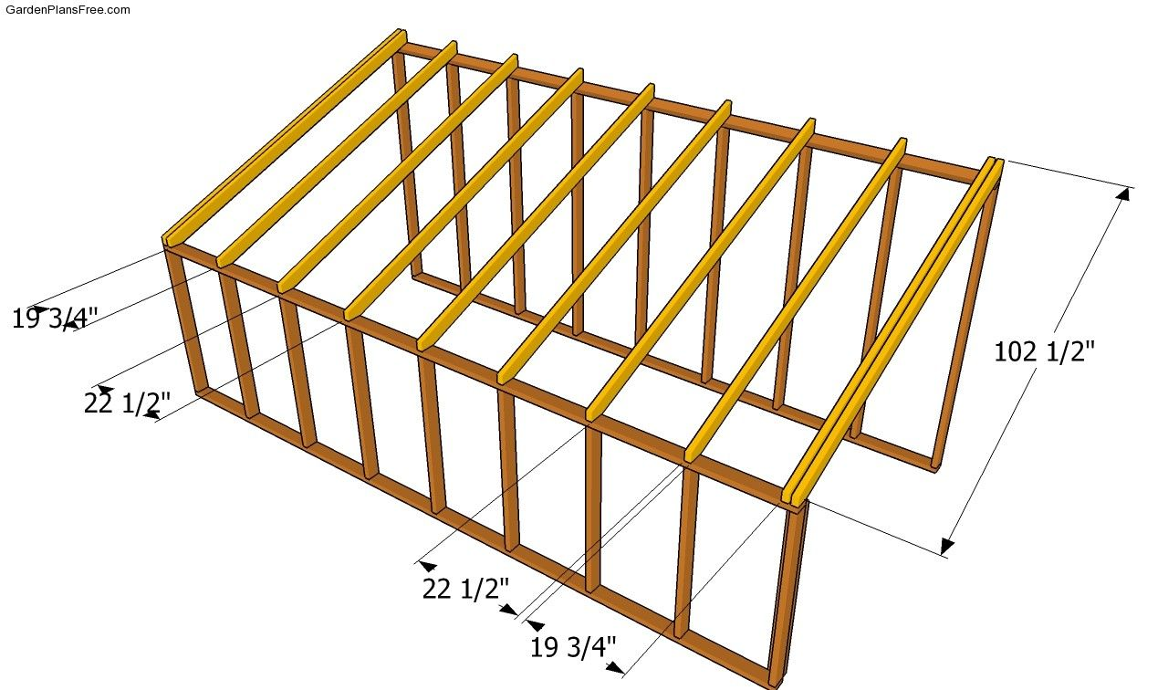 Lean To Greenhouse Plans Free Garden Plans How To Build Garden Projects Greenhouse Plans Lean To Greenhouse Build A Greenhouse