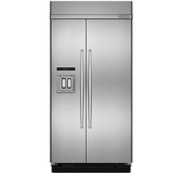 Dfw Clearance Sale Kitchen Aid Built In Refrigerator Side By