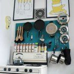 Organization Inspiration: Tidy Kitchens | Apartment Therapy