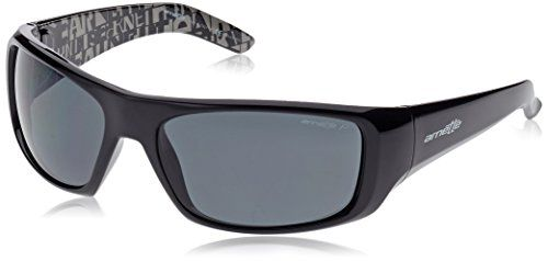 Arnette Hot Shot AN4182-01 Gloss Black with Distressed Grey inside/Polarized Grey Lens http://eyehealthtips.net/arnette-hot-shot-an4182-01-gloss-black-with-distressed-grey-insidepolarized-grey-lens/