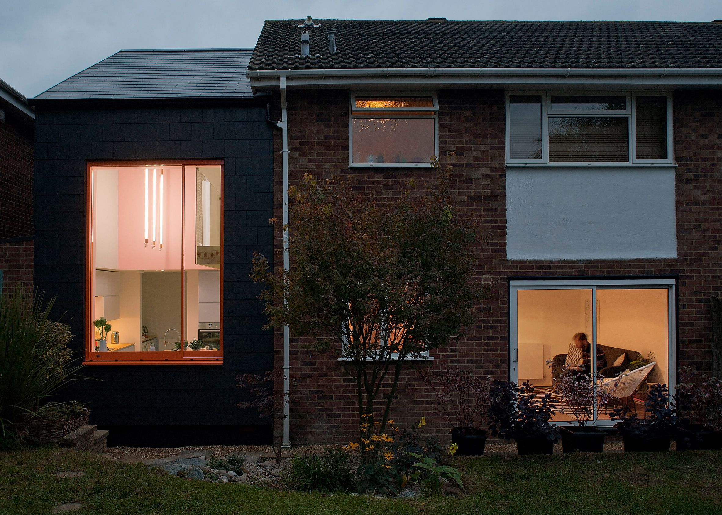 House design england - Lipton Plant Architects Has Updated A 1970s House In Berkshire England With A Small