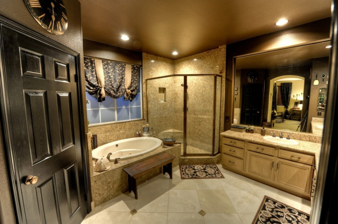 Pin By Anthony Lucero On Master Bathroom Glass Shower Master Bathroom Bathroom