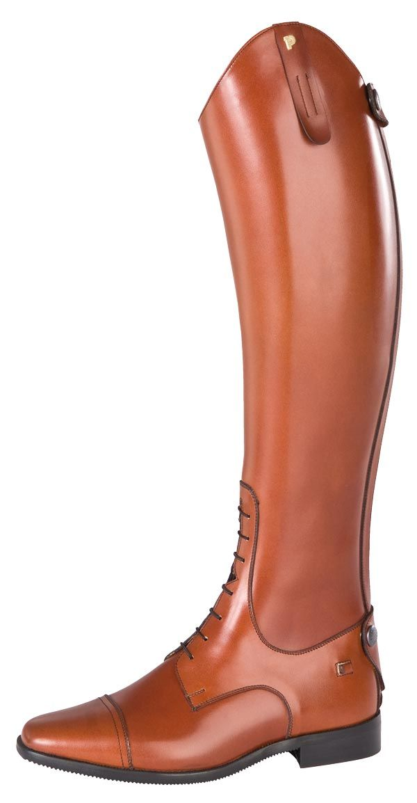 Riding boots, close to perfect.