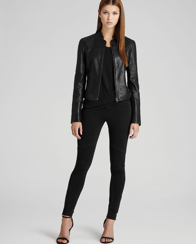 Reiss Leather Jacket Google Search Reiss Leather Jacket Black Jeans Fashion [ 1500 x 1200 Pixel ]