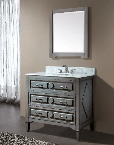 Best 25 Gray Bathroom Vanities Ideas On Pinterest