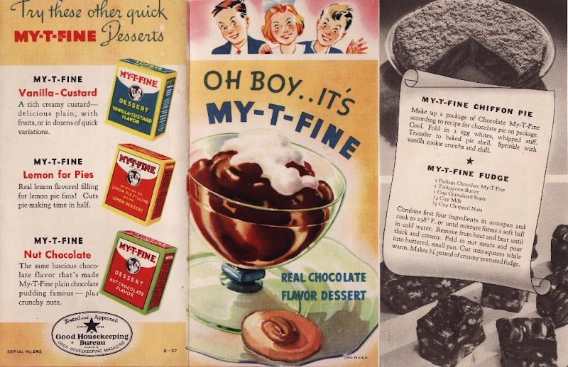 Pin By Louise V On Vintage Advertising Chocolate Chocolate Pudding Vintage Recipes
