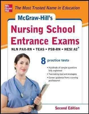 Mcgraw Hill S Nursing School Entrance Exams National
