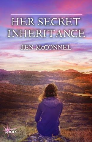 4 out of 5 (really liked it): Her Secret Inheritance (Isobel Key #2) by Jen McConnel  (June)