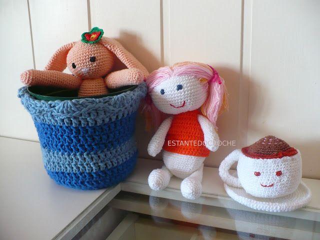 Estante+do+Croche:+Esses+tais+AMIGURUMIS