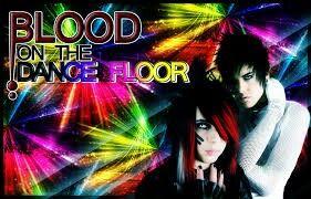 Blood On The Dance Floor Candyland