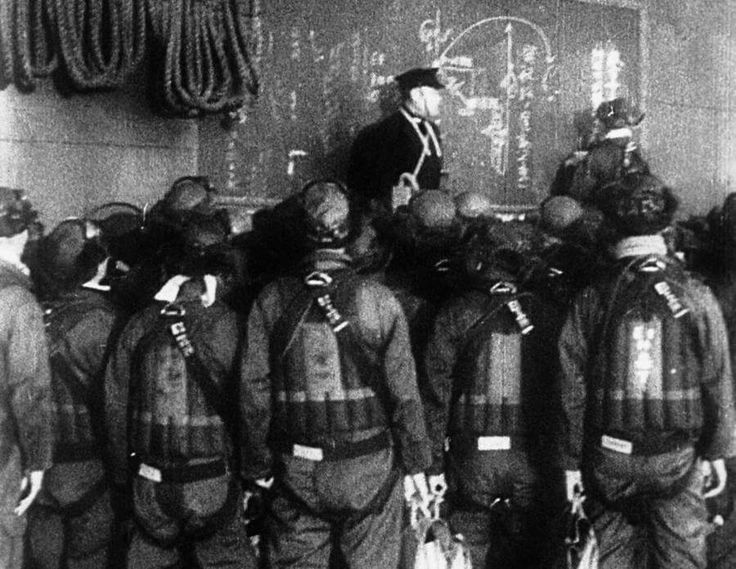 ese pilots being briefed before pearl harbor ww ese   ese pilots get instructions aboard an aircraft carrier before the attack on pearl harbor in this scene from a ese newsreel