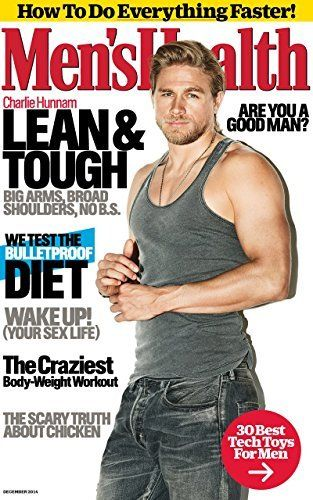 54faa7d6cc9 Men s Health (1-year)  Print + Kindle  Magazine Subscription Rodale Inc.