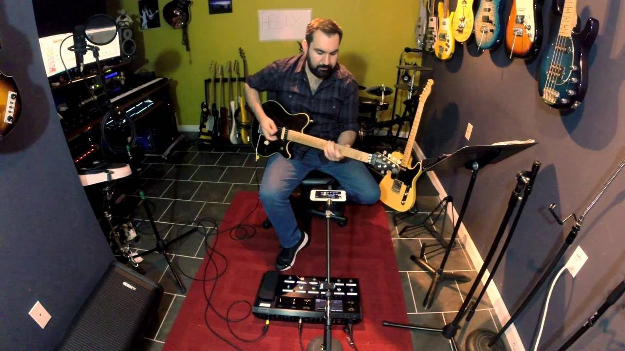 Richie Castellano Line 6 Helix Presets for Blue Oyster Cult
