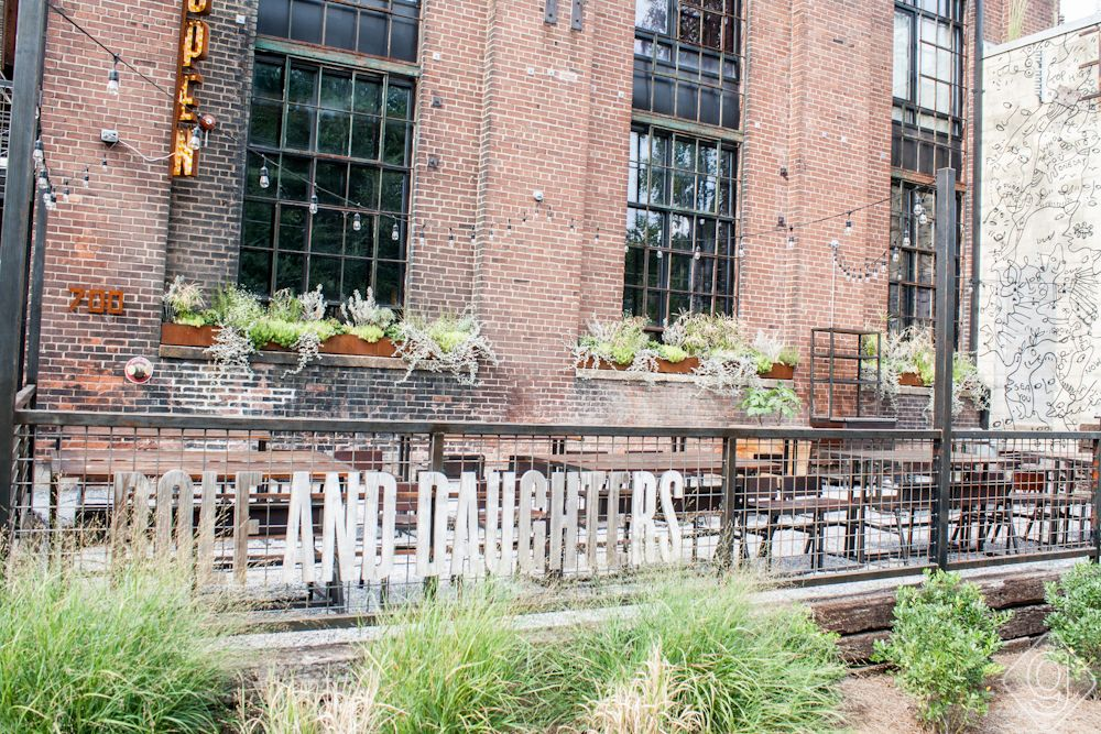 Rolf & Daughters has one of the best patios in #Nashville! http ...