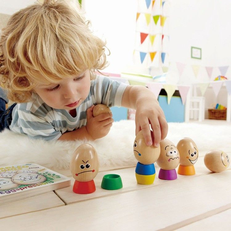 Eggspressions Learning Emotions Play Set | Learning toys ...