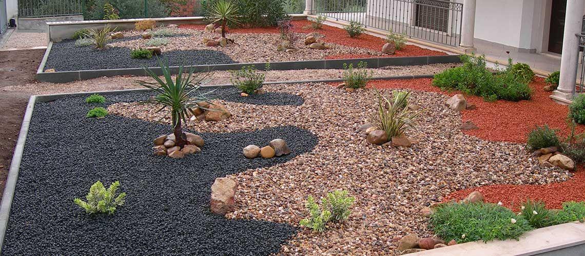 Preferência Pedras decorativas para jardins | área externa | Pinterest  TE34
